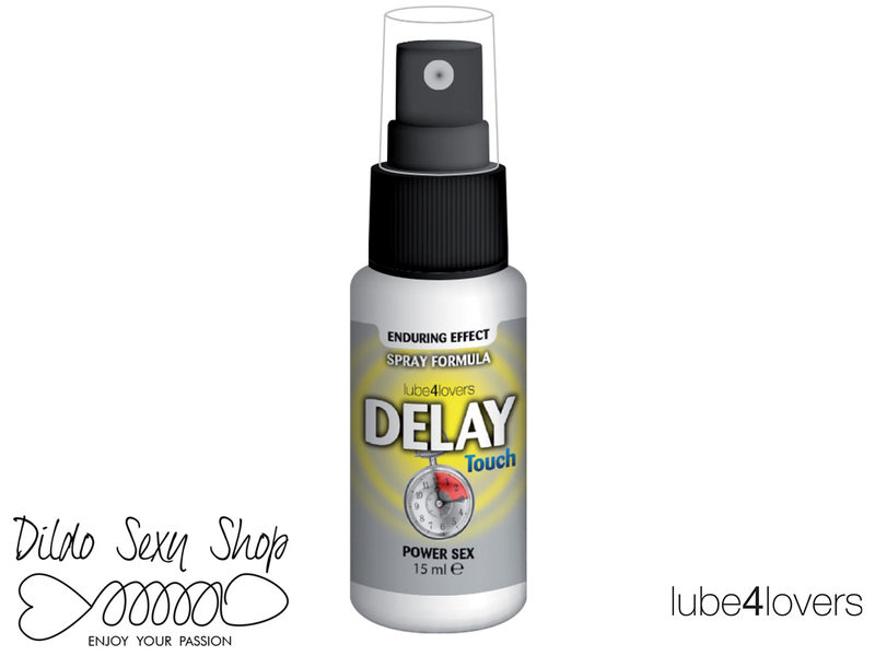 Spray Ritardante Eiaculazione Precoce Delay Touch Spray 15 ml