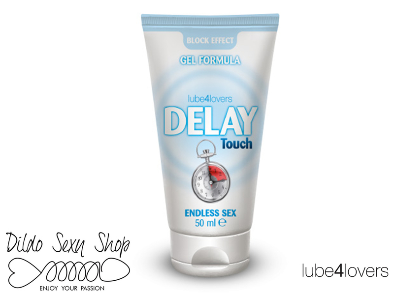 Gel Ritardante Eiaculazione Precoce Delay Touch Gel 50 ml