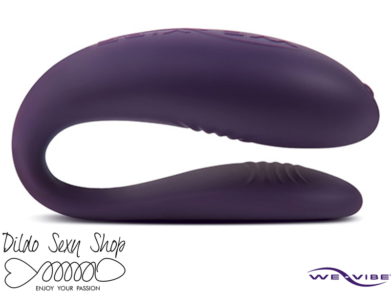 Simolatore Vaginale Vibratore Per Coppie We-Vibe Unite Viola