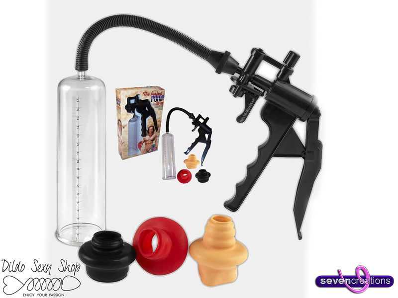 Sviluppatore A Pompa Pene Seven Creations The Perfect Pump