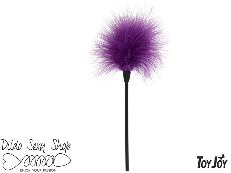 Piumino Manico rigido Toyjoy sexy feather tickler Viola