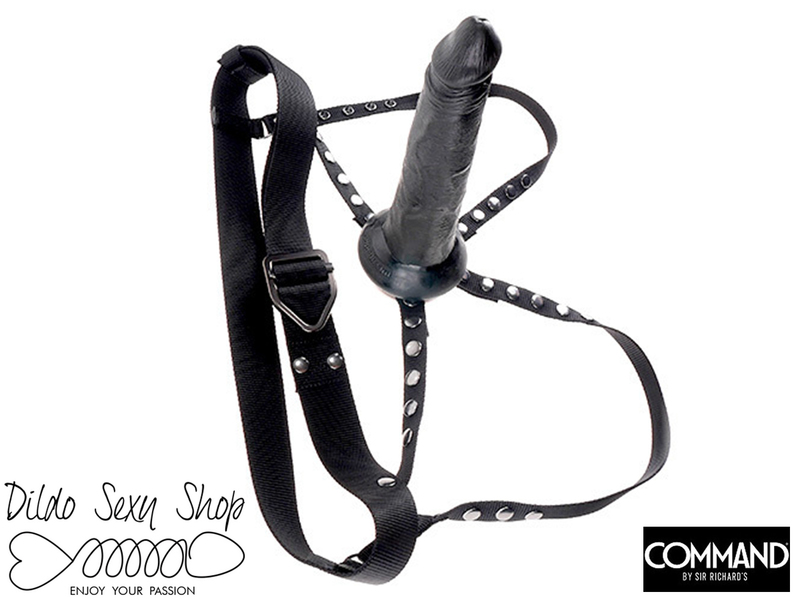 Dildo Fallo Strap-On Vac-U-Lock Command Harness Hollow